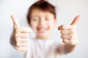 round rock brushing children's teeth